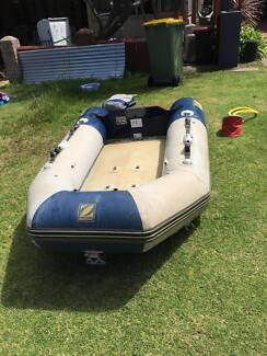 Zodiac C240 inflatable floor tender dinghy