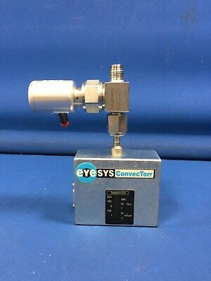Varian L9737-304 Eyesys Convectorr Vacuum Gauge