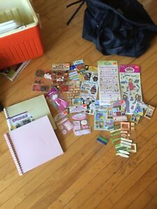 Scrap booking stuff!! OFFERS WELCOME!!!!