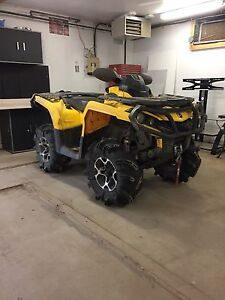 2014 Can-am Outlander 1000xt