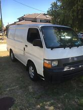 Toyota hiace 1996 Morley Bayswater Area Preview