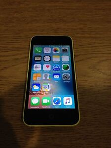 iPhone 5C 32Gb Yellow with Rogers