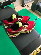 ASICS Gel Nimbus Running Shoes Watermans Bay Stirling Area Preview