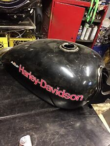 Harley AMF superglide gas tank