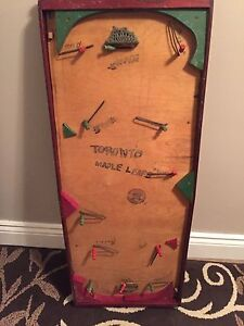 Vintage antique table top Hockey Game (Munro?)