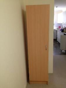 Linen or office cupboard cabinet wardrobe storage with shelves Galston Hornsby Area Preview