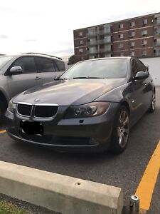 2007 bmw 328xi all wheel drive fully loaded $7,300