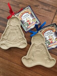 Brown Bag Cookie Art - Cookie & Craft Molds - Raggedy Ann & Andy