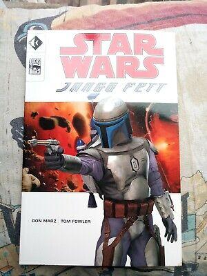 Star Wars Jango Fett Graphic Novel Full Colour