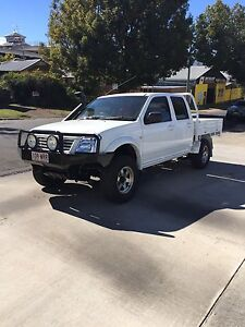 2005 Holden rodeo dual cab 3.0 turbo diesel Rockville Toowoomba City Preview