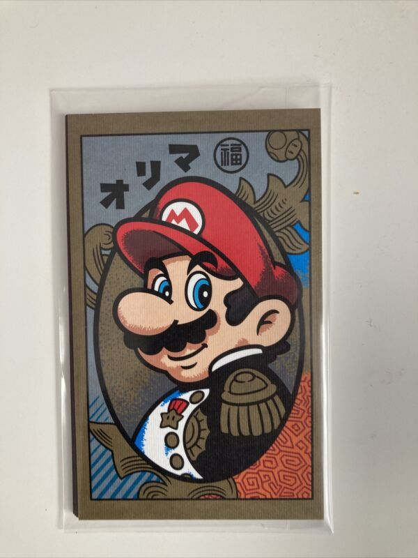 Mario+Hanafuda+Postcard+Set+New+and+Sealed.+My+Nintendo+Rewards