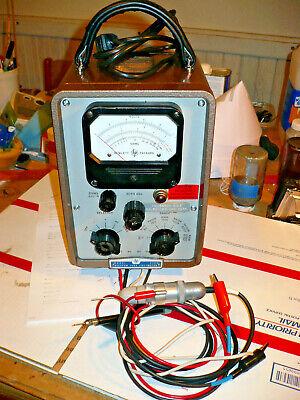 HP 410B ,VTVM, 410B Vacuum Tube Voltmeter