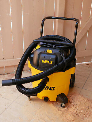 NEW Dewalt DXV14P 14 Gallon Portable Wet Dry Vac Vacuum Filter Dust Bag Nozzles, used for sale  USA