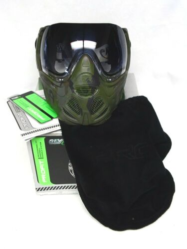 Sly Profit Anti-Fog Paintball Mask Goggle Series Black Sly-Cam