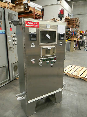 Hoffman Standing Enclosure Stainless Steel A60h3616ss6lp Integrated Control