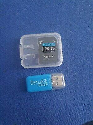 PNY Elite-X Micro SD Speicherkarte 1 TB (1024 GB) UHS 3 inkl. 2 Adapter Wie Neu