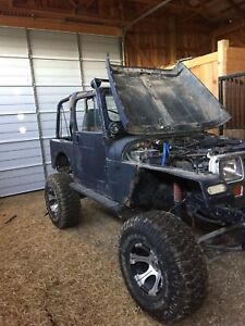 Mud jeep for sale