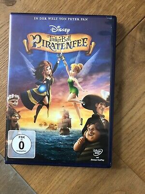 TinkerBell und die Piratenfee - Tinkerbell Fee Pirate