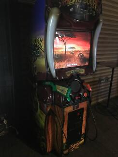 Arcade game - Big Buck Hunter