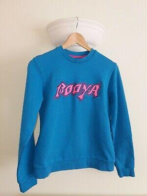 HOUSE OF HOLLAND Booya Sweatshirt, Electric Blue, UK 6-8