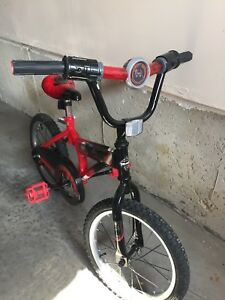 "EUC 14"" Huffy Kylo Ren Bike"