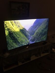 Samsung SUHD 4K TV ( series 9 Curved) 55inch