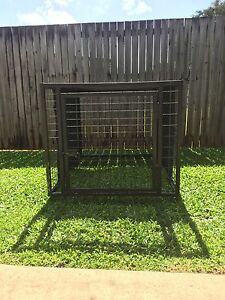 Dog cage Woree Cairns City Preview