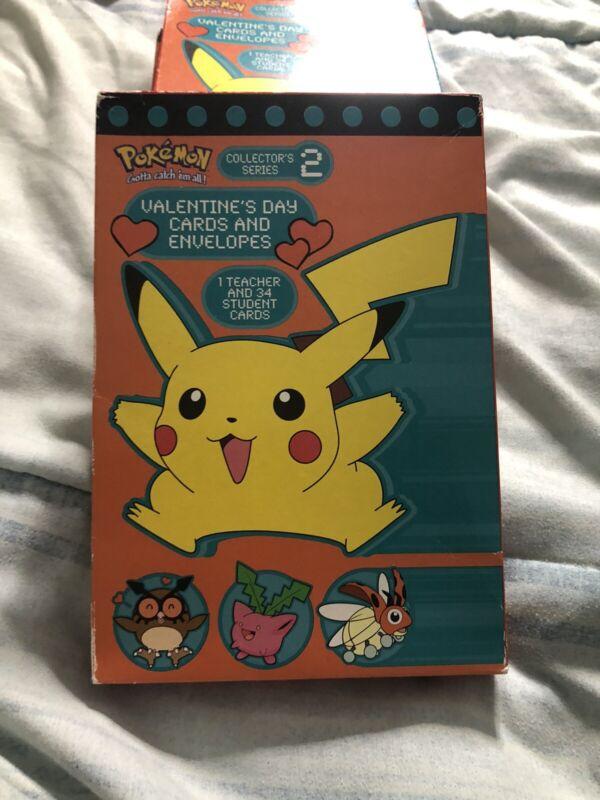 4 Vintage Pokemon Valentine