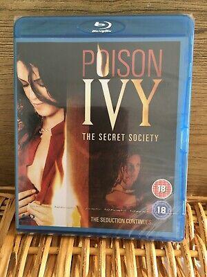 Poison Ivy - Secret Society (Blu-ray, 2009) - New & Sealed