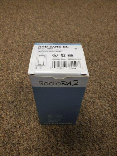 Lutron RRD-8ANS-BL  Multi-location switch for RadioRA2  (Black)