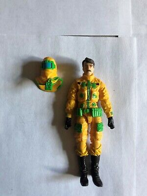 G.I Joe Clean Sweep Joecon convention figure only Rare