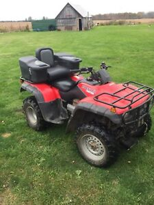 2003 Honda fourtrax 350 2WD m