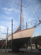 """Sailboat """"Classic Timber Yacht """" Green Point Gosford Area Preview"""