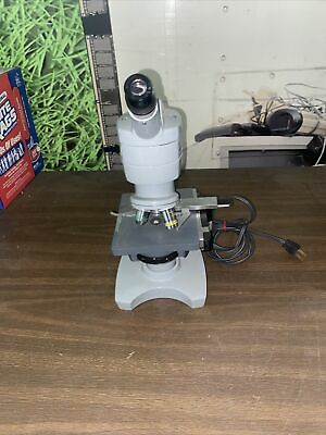 American Optical Fifty Phase Lab Microscope