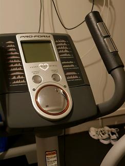 Proform 380 Razor elliptical cross trainer