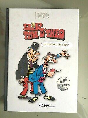 Clasicos Del Humor - SIR TIM O THEO - Edicion coleccionista -...