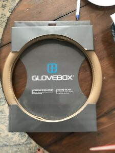Steering wheel cover new in box