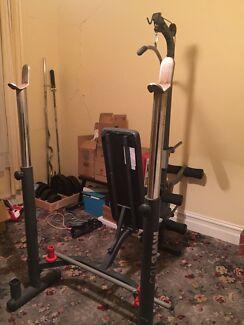 Home gym $350