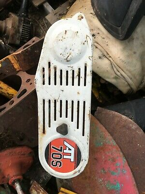 Kubota At70 At70s At70s-e Tiller Garden Tractor Belt Cover 62428-54310 Salvage