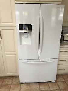 "Like New 36"" Samsung French Door Fridge"