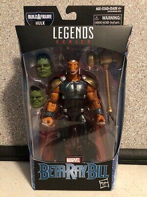 "Marvel Legends 6"" Beta Ray Bill From Comic Book Thor - Hulk BAF - Hasbro"