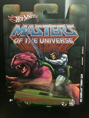 Hot Wheels 2011 Nostalgia Series Masters Of The Universe '59 Cadillac Funny Car
