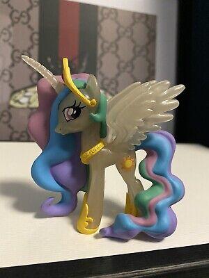 Funko Pop Mini MLP Little Pony CHASE Hot Topic Glow Princess Celestia Best