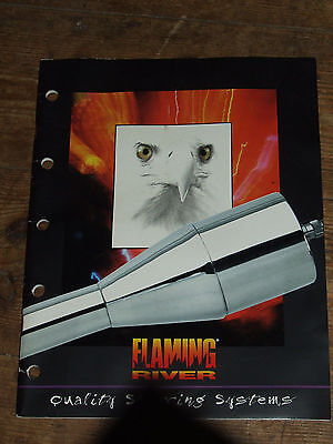 FLAMING RIVER  Performance Steering Products Catalog 2005 Edition