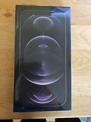 Apple iPhone 12 Pro Max - 256GB - Graphite Unlocked BRAND NEW SEALED