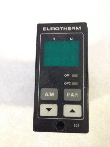 EUROTHERM CONTROLS 808/L1/NO/NO/C4/AJF200