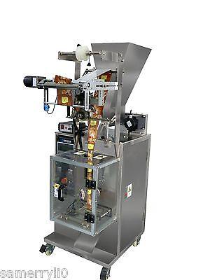 Plc Control Auger Filler Chilli Powder Bag Packing Machinebleaching Powder Seal