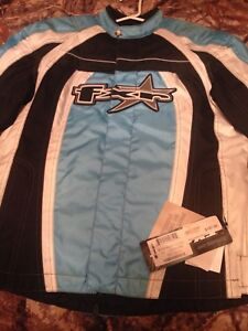 New FXR Coat