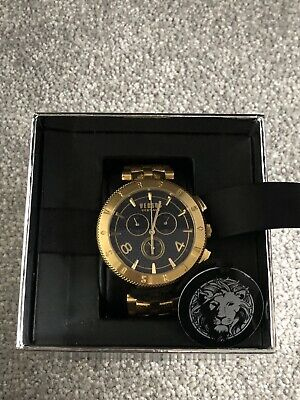 Versace Versus Watch Men Chronograph Quartz s7616001 - Comes With Extras