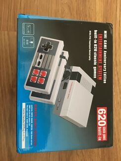 Brand New Classic game console